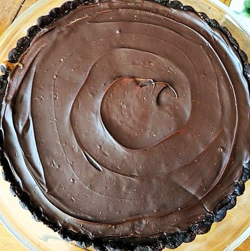 Dulce de Leche tart (2)