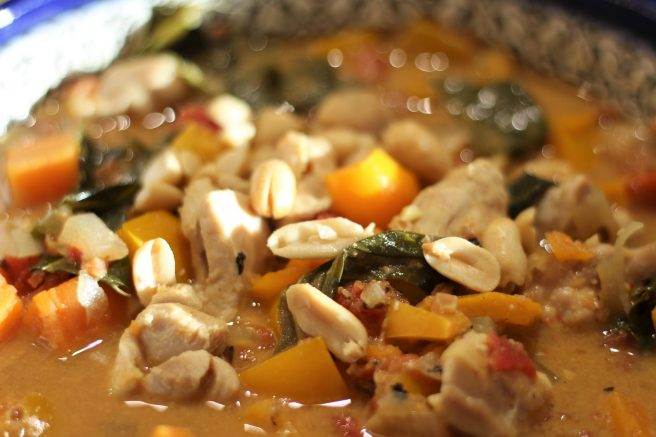 Peanut Stew with Chicken2