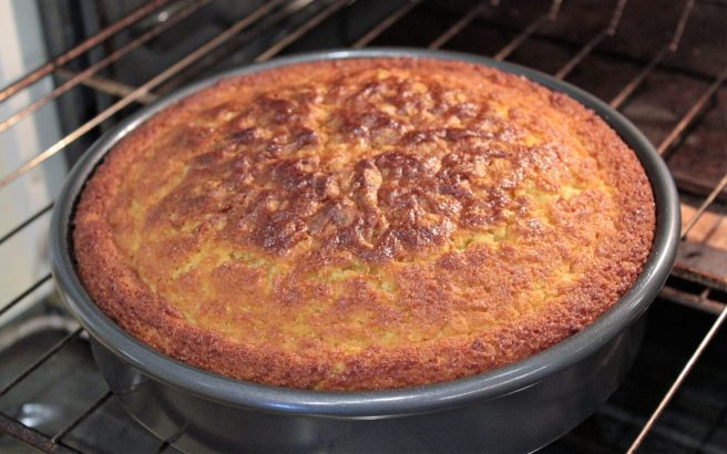 Maialino's Olive Oil Cake1