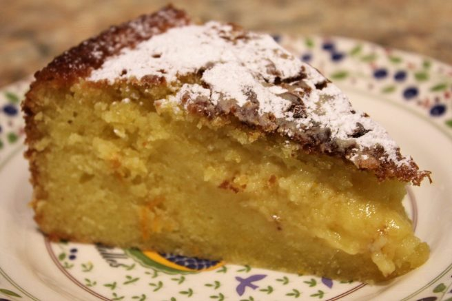 Maialino's Olive Oil Cake4