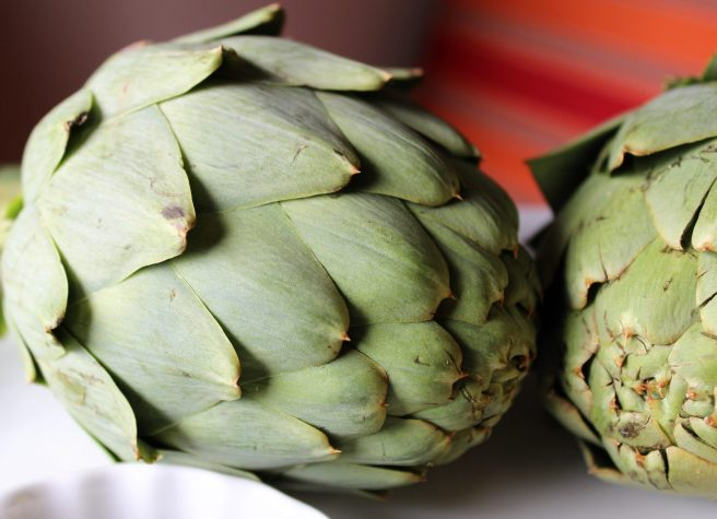 Steamed Artichokes2