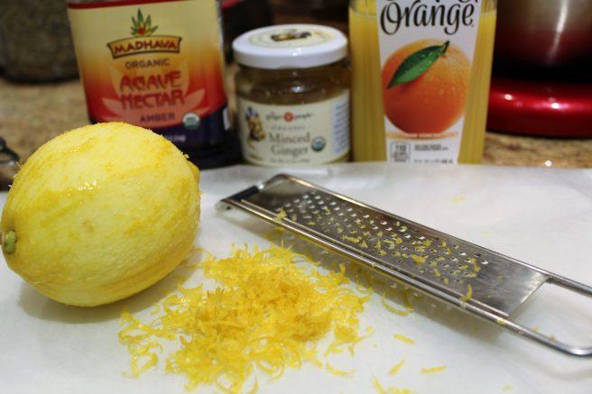 Vegan Banana Ginger Muffins5