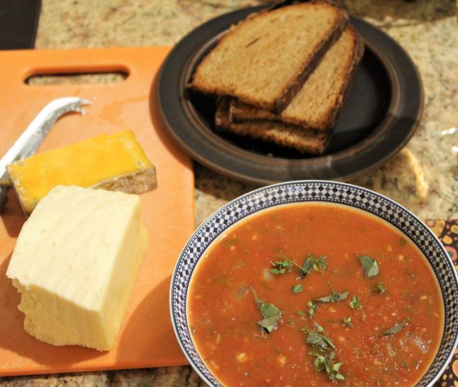 Roasted Tomato Soup1