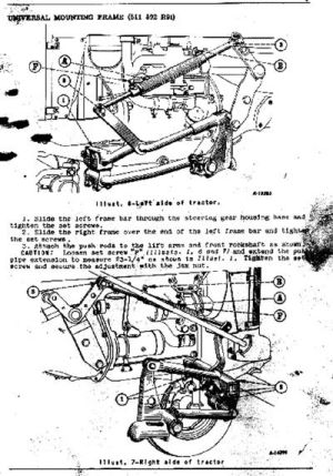 Farmall Super A Hydraulic System Diagram  Wiring Diagram