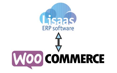 Lisaas ERP Software biedt ook koppeling met WOO Commerce