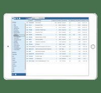 importeer artikelen en artikellijsten in bedrijvensoftware, handige optie bij Lisaas ERP Software