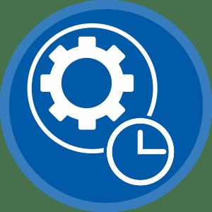 productieplanning met digitaal planbord