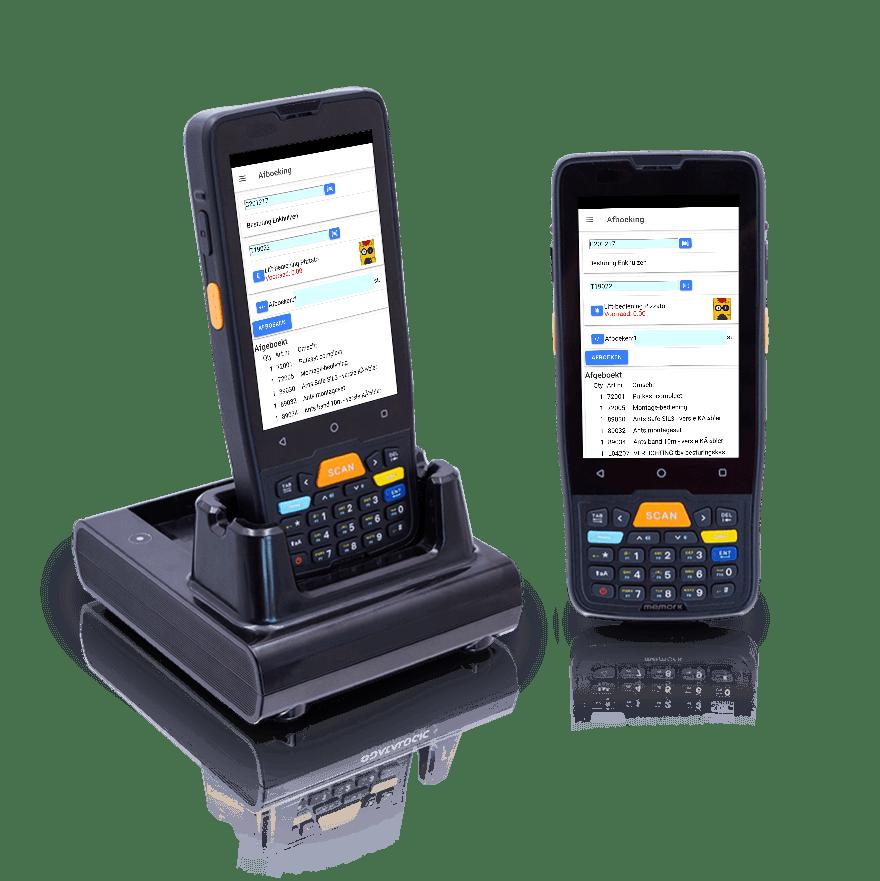 Handige barcodescanner Datalogic Memor K