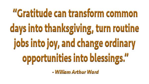 gratitudequote
