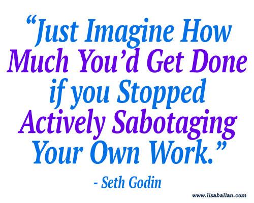 Sabotagequote