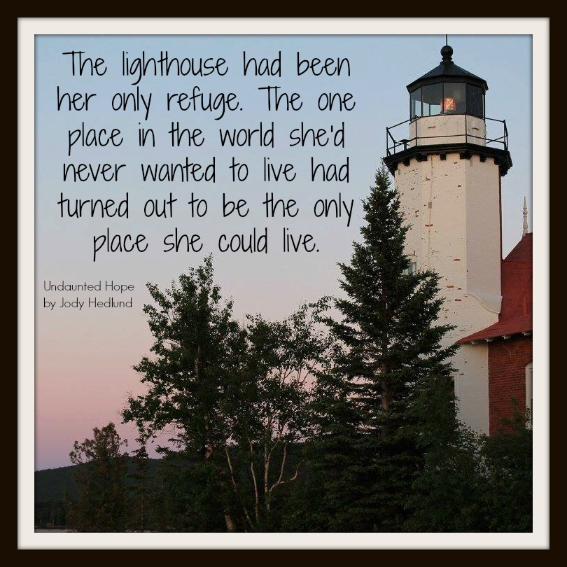 Undaunted Hope quote graphic