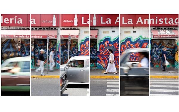 Caracas fragmentada