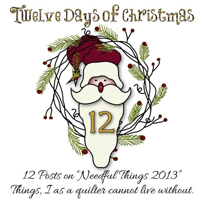 12 Days of Christmas 12