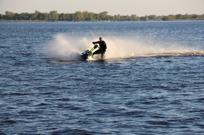 Jake…on his Jet Skii