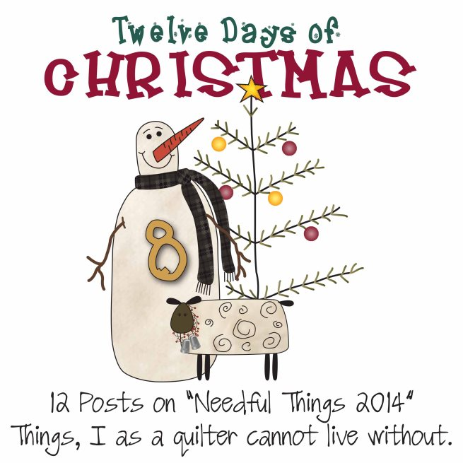 12 Days of Christmas 8