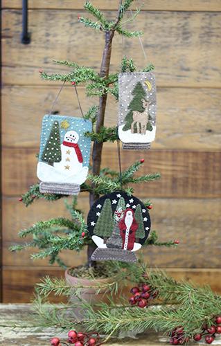 Christmas In A Jar Ornieslisa bongean/primitive gatherings
