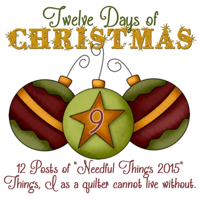 12 Days of Xmas Ornaments 9