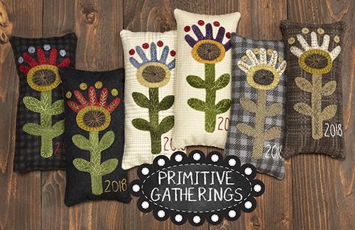 primitive gatheirngs pincusion 2018