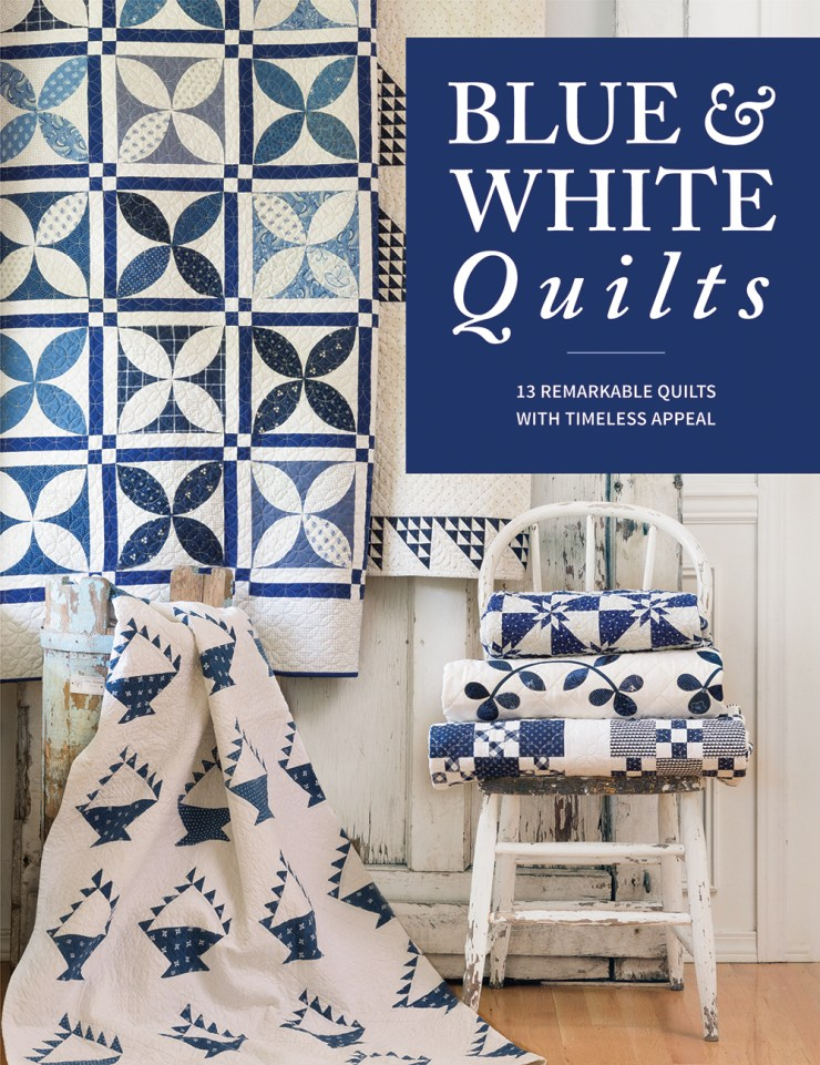 Blue-and-White-Quilts