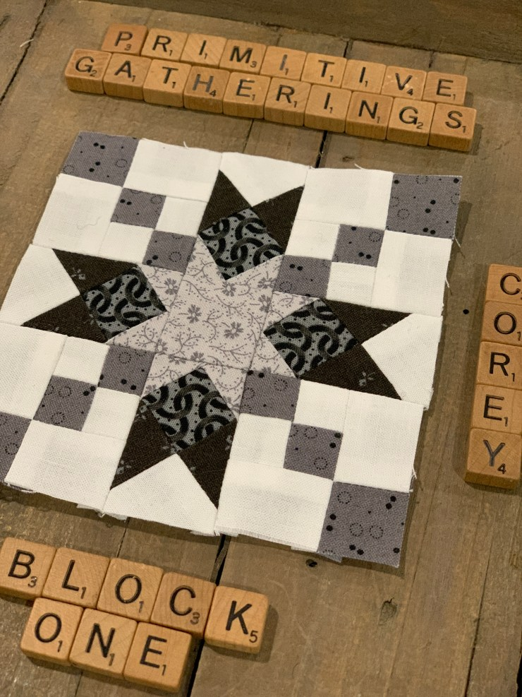 Moda Blockheads 3 Quilt Along Project featured by top US quilting blogger, Lisa Bongean