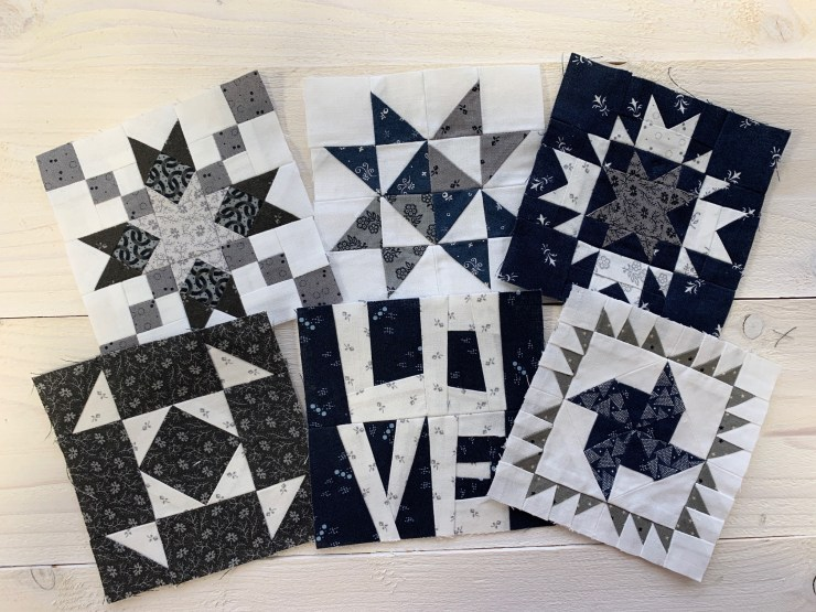 Moda Blockhead 3 Quilt Along Project: Block 6 featured by top US quilting blogger, Lisa Bongean