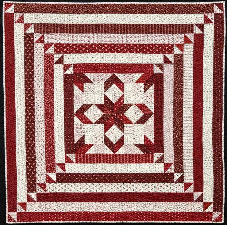 Long, Long Way From Home Quilting GiveAway by top US quilting blogger, Lisa Bongean