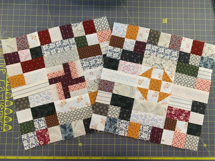2020 Summer Blocks of the Week/LIsa Bognean Top US Quilt Blogger