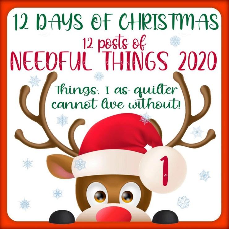 Lisa Bongean 12 Days of Needful Things and Giveaways!