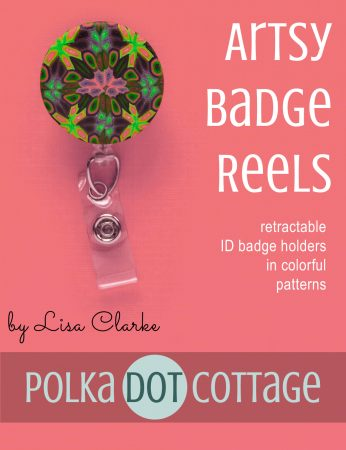 Artsy Badge Reels at Polka Dot Cottage