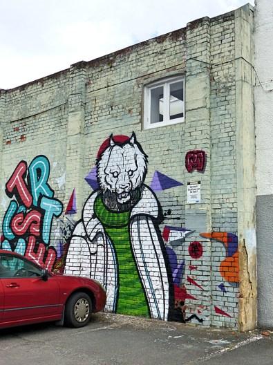 Dunedin - Rame
