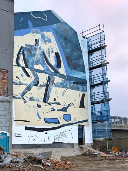 Auckland - Jon Drypnz Wall - All Fresco 2015