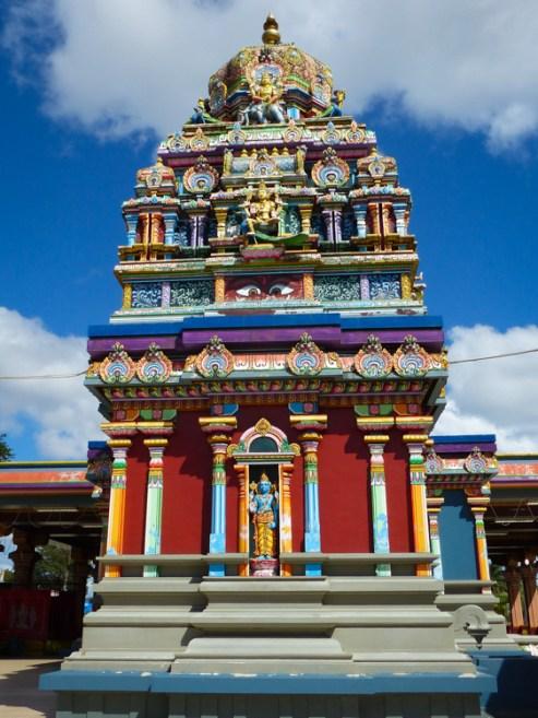 Sri Siva Subramaniya Swami Temple (Dravidian Architecture)