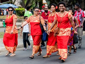 Lovely Women of Fiji
