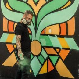 Parramatta - Nico Nicoson For Live Walls