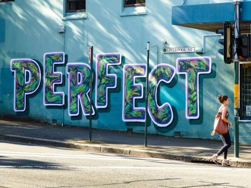 Darlinghurst - Liverpool Street At Darlinghurst Road - Perfect