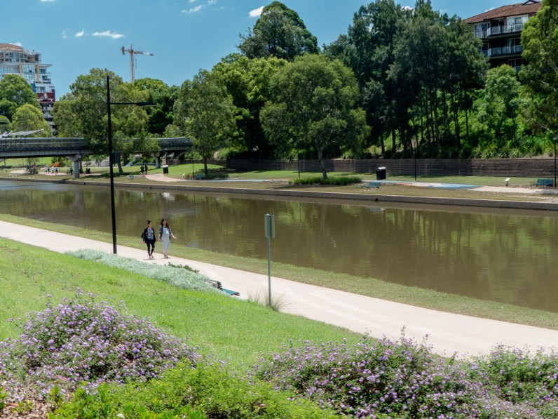 Parramatta River Walk