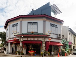 Qi Tian Gong Temple Tiong Bahru