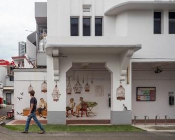 Yip Yee Chow Mural Tiong Bahru