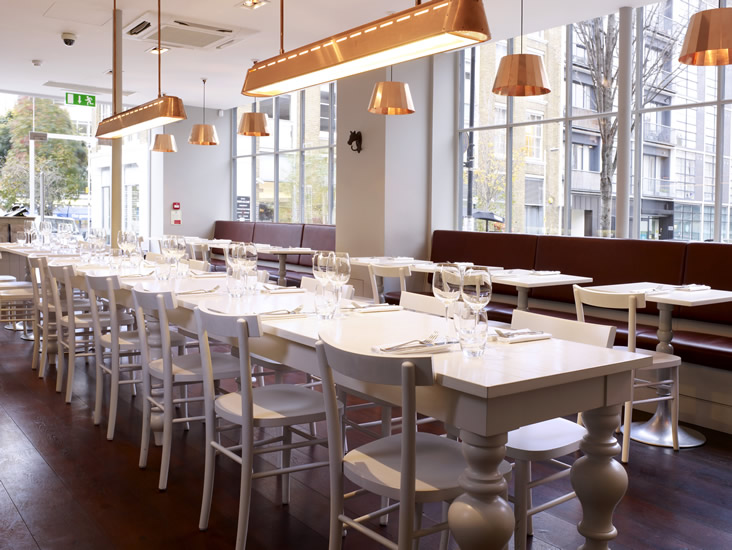 The Modern Pantry Clerkenwell Brunch Review