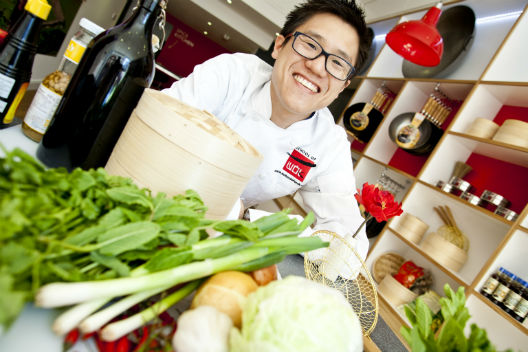School of Wok Dim Sum Masterclass