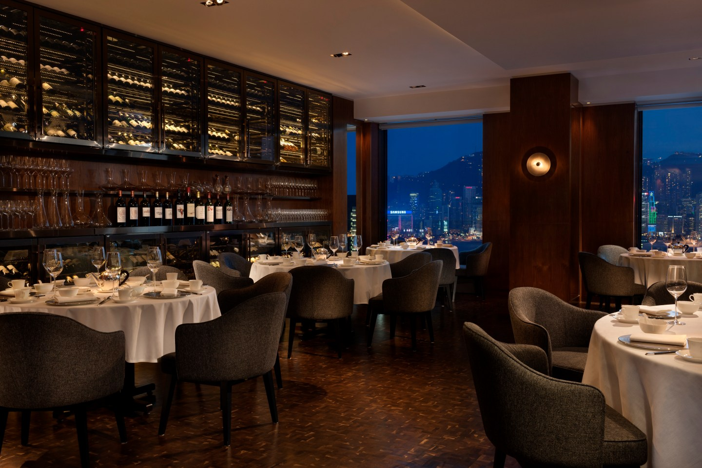 Five of the best bars with views in Hong Kong