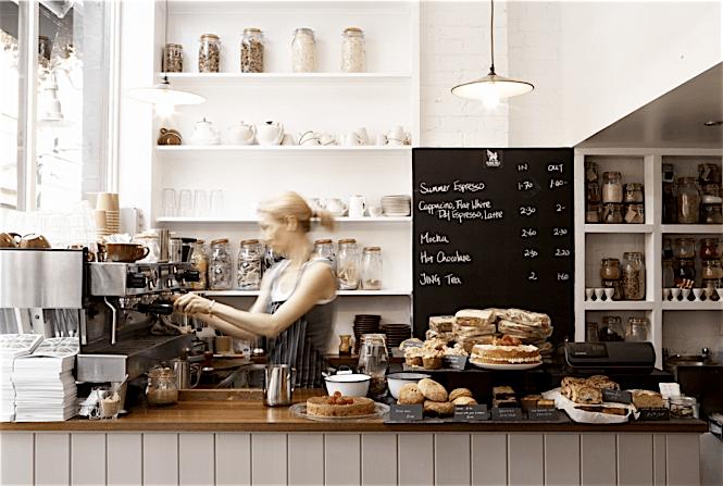 Coffee Shop Template