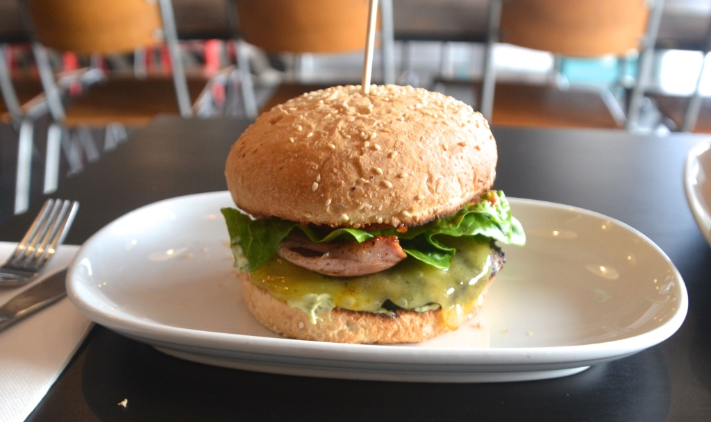 Restaurant Review: Fancy Burger, Adelaide