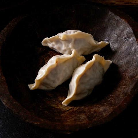 Oxtail Pot Sticker Dumplings