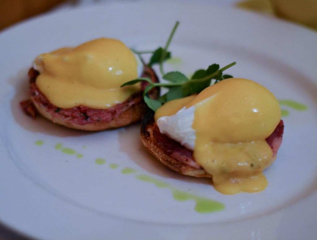 Friends of Mine Eggs Benedict