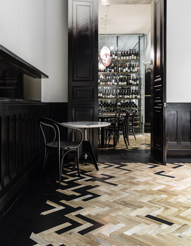 [Stoke] Bar + Kitchen Cellar Room 2 - David Finnegan