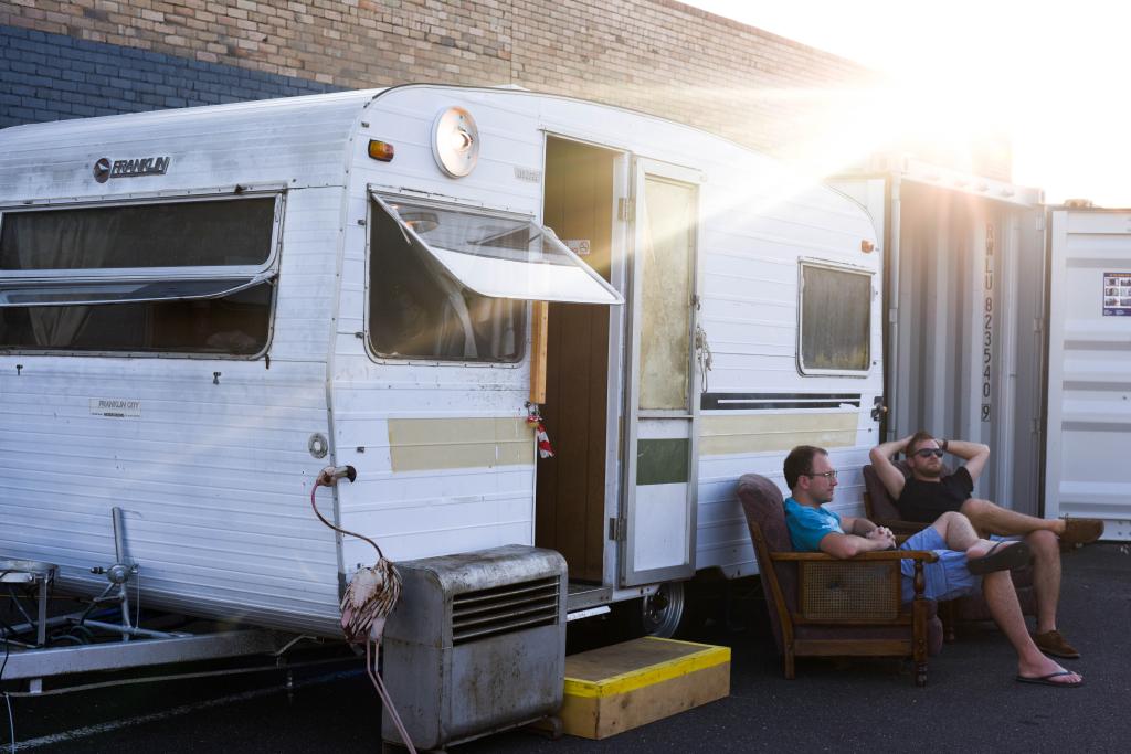 The Richmond Yard – Trailer Park Dining