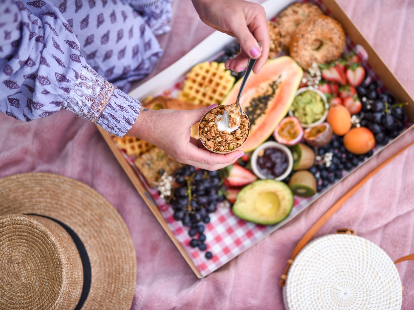 Meet the Maker – Leah, Daylesford Grazing Platters