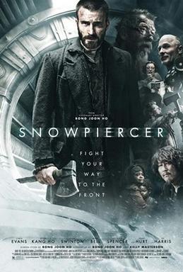 Snowpiercer (2013) film poster