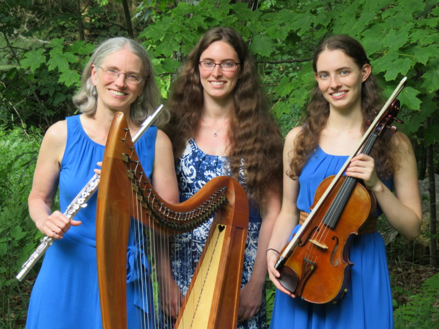Turidae Trio in Concert July 31